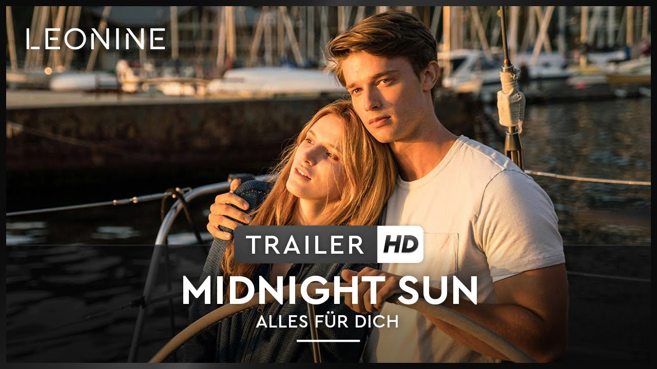 midnight sun alles f r dich trailer deutsch german fsk 0 youtube. Black Bedroom Furniture Sets. Home Design Ideas