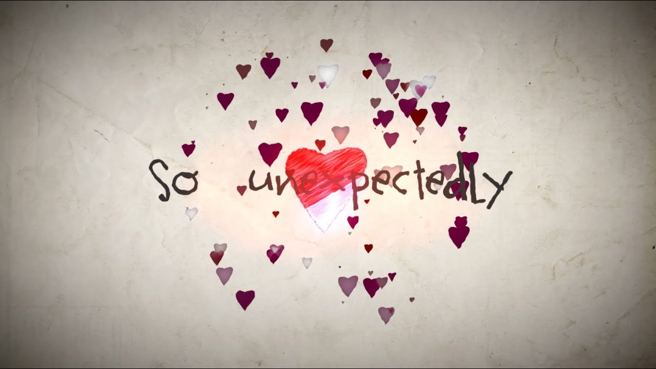 Quot Unexpectedly Quot Official Lyric Video Jason Chen Original Youtube