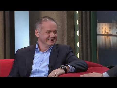 2. Andrej Kiska - Show Jana Krause 21. 3. 2014