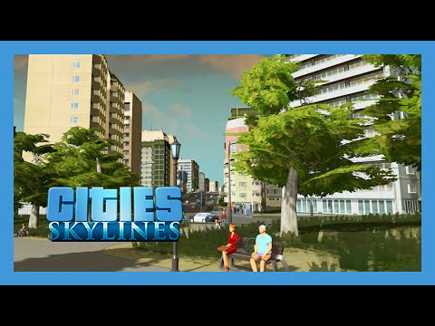 Cities Skylines:: Delta Dawn 05 :: The City Downtown