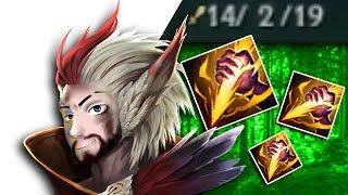 Deja Vu Rakan Jungle!! Season 8 League of Legends [Funny Moments] German   Mikamaru