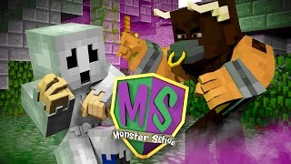 Minecraft Monster School - THE SCARE TOUR!