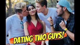 DATING TWO FIRANGI BOYS  ( Ft.NILE BROTHERS )!