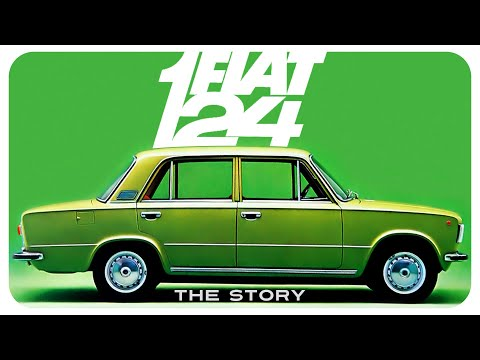 The Fiat 124 Berlina: From Italy To The World