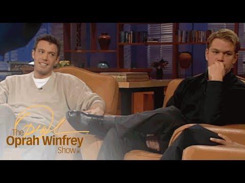 Ben Affleck Jokes About His Friendship With Matt Damon   The Oprah Winfrey Show   OWN