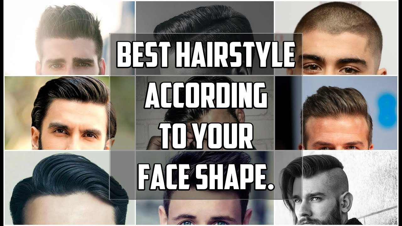 Hairstyles For Men According To Face Shape Online: How To Choose The Best Hairstyle For Your Face Shape Men