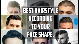 How to choose the Best hairstyle for your Face Shape Men★Hairstyle trend 2017★ TheRealMenShow★