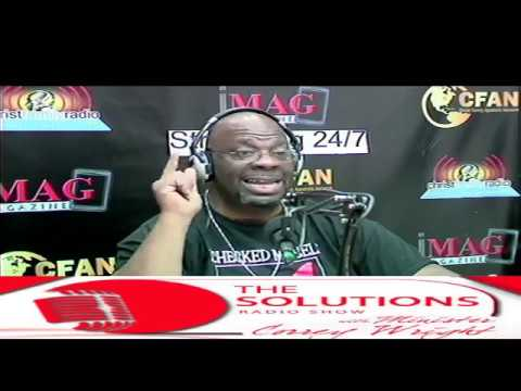 The Solutions Radio Broadcast w/Correy Wright on Christ Family Radio