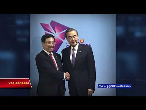 TQ: Hà Nội nên 'khôn ngoan' trong vấn đề Biển Đông VOA
