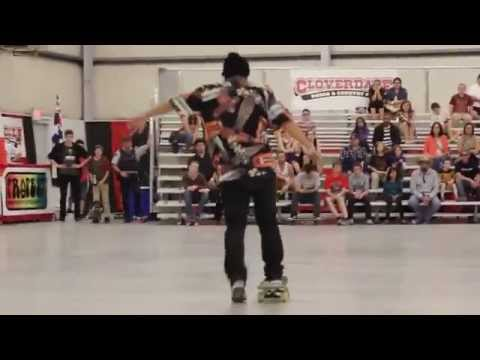 2014 World Skateboarding Championship Freestyle (4618)
