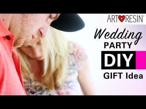 Wedding Party DIY Gift Idea