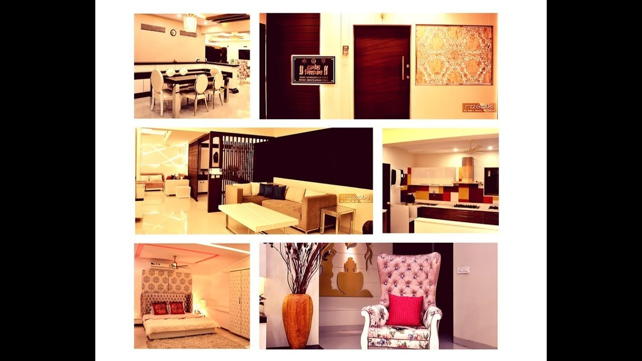 Residential interior design nagpur youtube for Residential interior designs