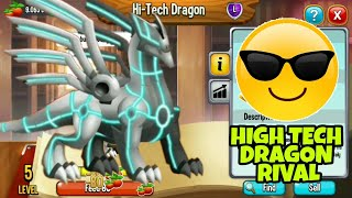 THE NEW HI-TECH DRAGON REVIEW Dragon city