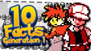 25 Things You Didnt Know About Gen 1 Pokemon