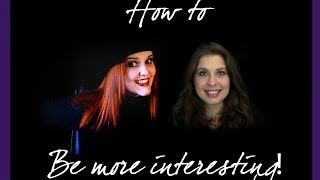 How To Be More Interesting with KelsNotChelsNotLive!!! | THE LAUGHING LOUNGE Thumbnail