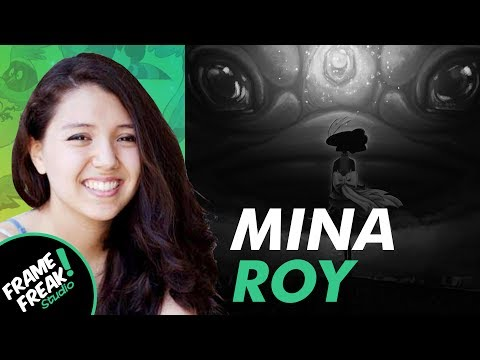 INTERVIEW W/ MINA ROY - Freelance Visual Developer - The Creative Hustlers Show #19
