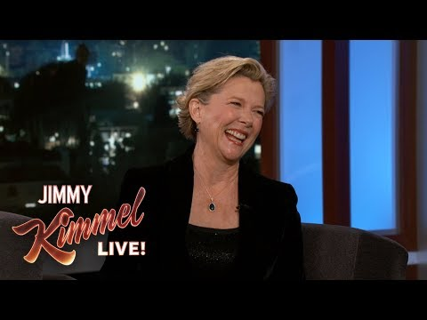 Annette Bening on Warren Beatty's Proposal