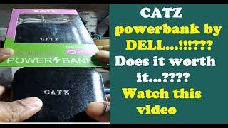 CATZ powerbank Unboxing amp Opinion