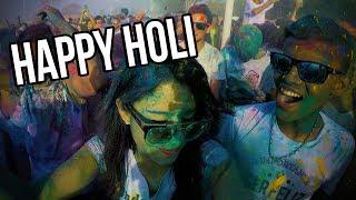 Happy Holi - RECIFE 2017