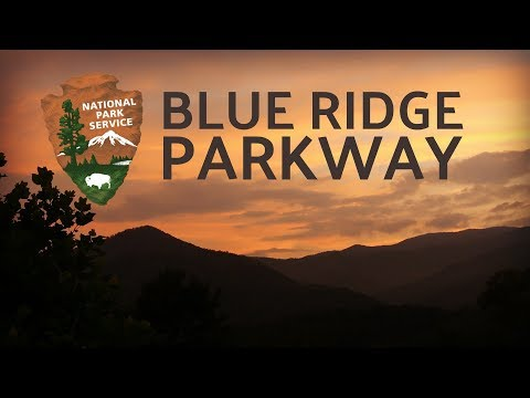 Blue Ridge National Parkway - An Amazing Drive!