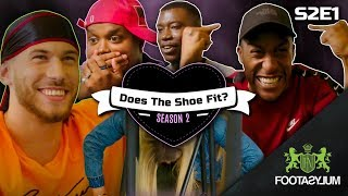 CHUNKZ, FILLY, JACK FOWLER, HARRY PINERO DATE RUBY | Does The Shoe Fit? Season 2 | Episode 1