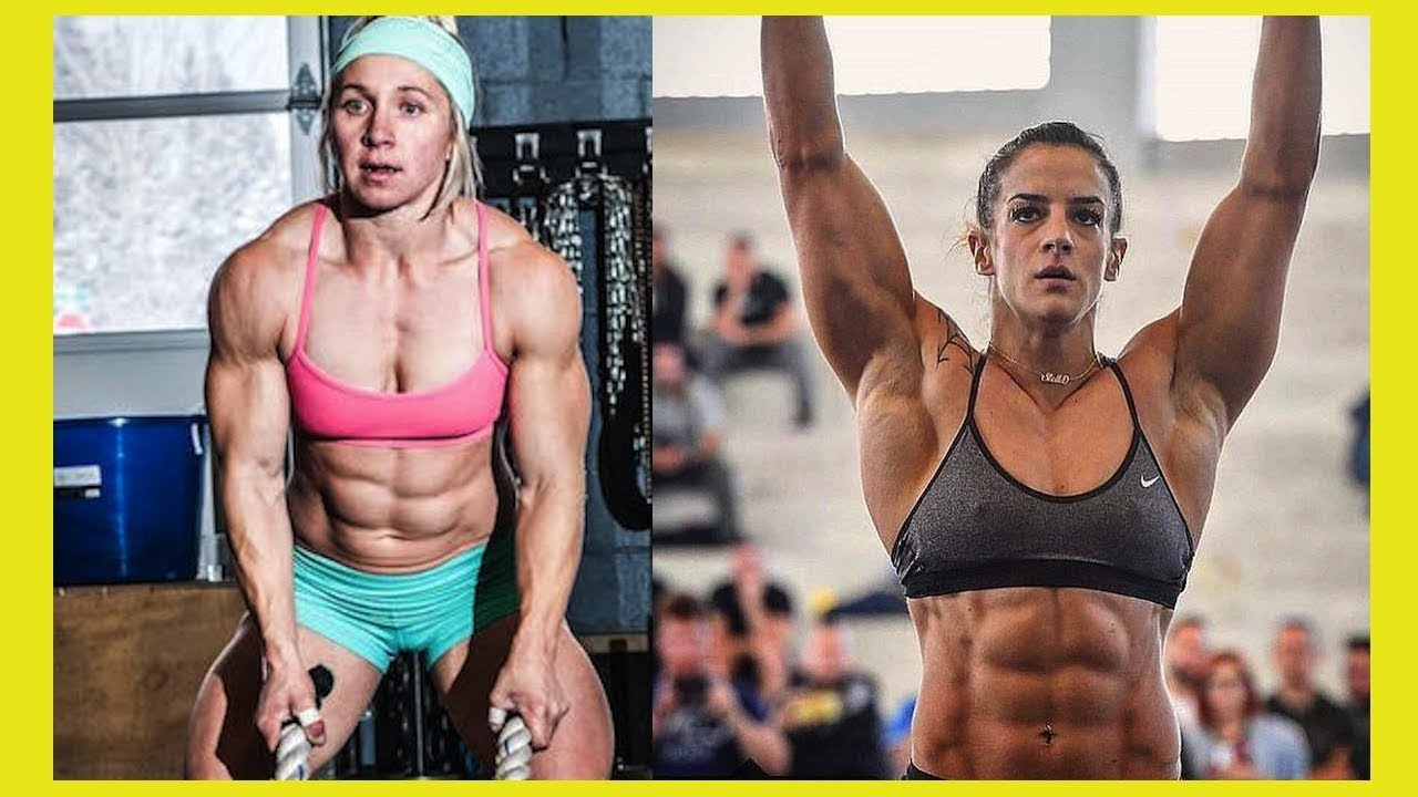 Do CrossFit Women take PED's? - YouTube