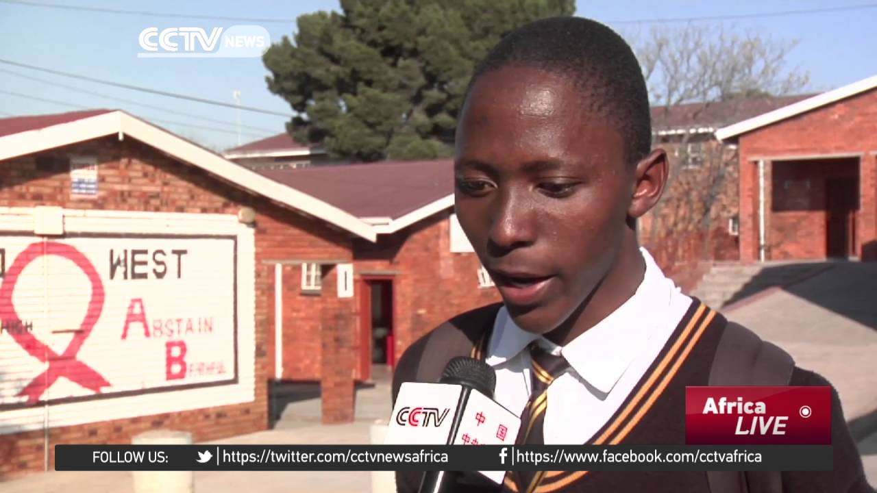S. Africa's President leads youth day commemorations