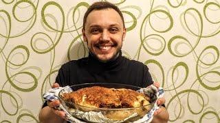 Антрекот из свинины на косточке в духовке с картошкой - рецепт праздничного блюда