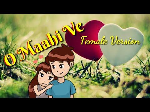 Ve Mahi Female Version | Ve Mahi WhatsApp Status