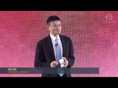 APEC CEO SUMMIT 2015: Insights from Alibaba