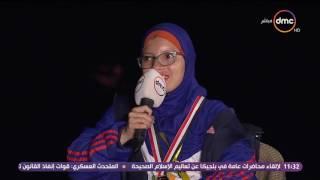 مساء dmc - آلاء عبد العزيز : حصلت على الميدالية البرونزية في دورة الألعاب الشتوية بالنمسا