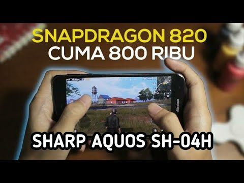 sharp-aquos-sh-04h-second-2019-indonesia-||-hp-murah-bisa-main-pubg-!!
