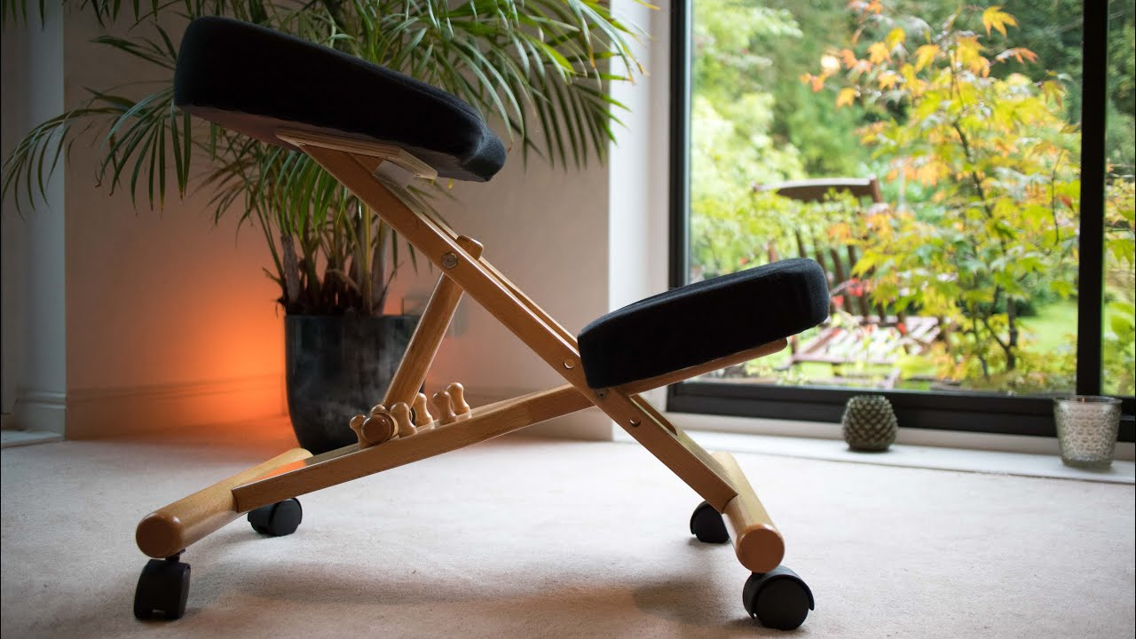 Kneeling Chairs are they any better for your back compared to an ergonomic chair? 1