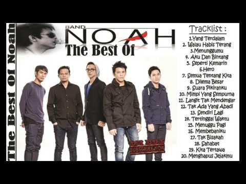 PETERPAN FULL ALBUM LAGU Hits PILIHAN - THE BEST OF PETERPAN (NOAH)