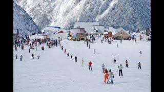 Горнолыжный курорт Домбай 26 ноября ждет туристов