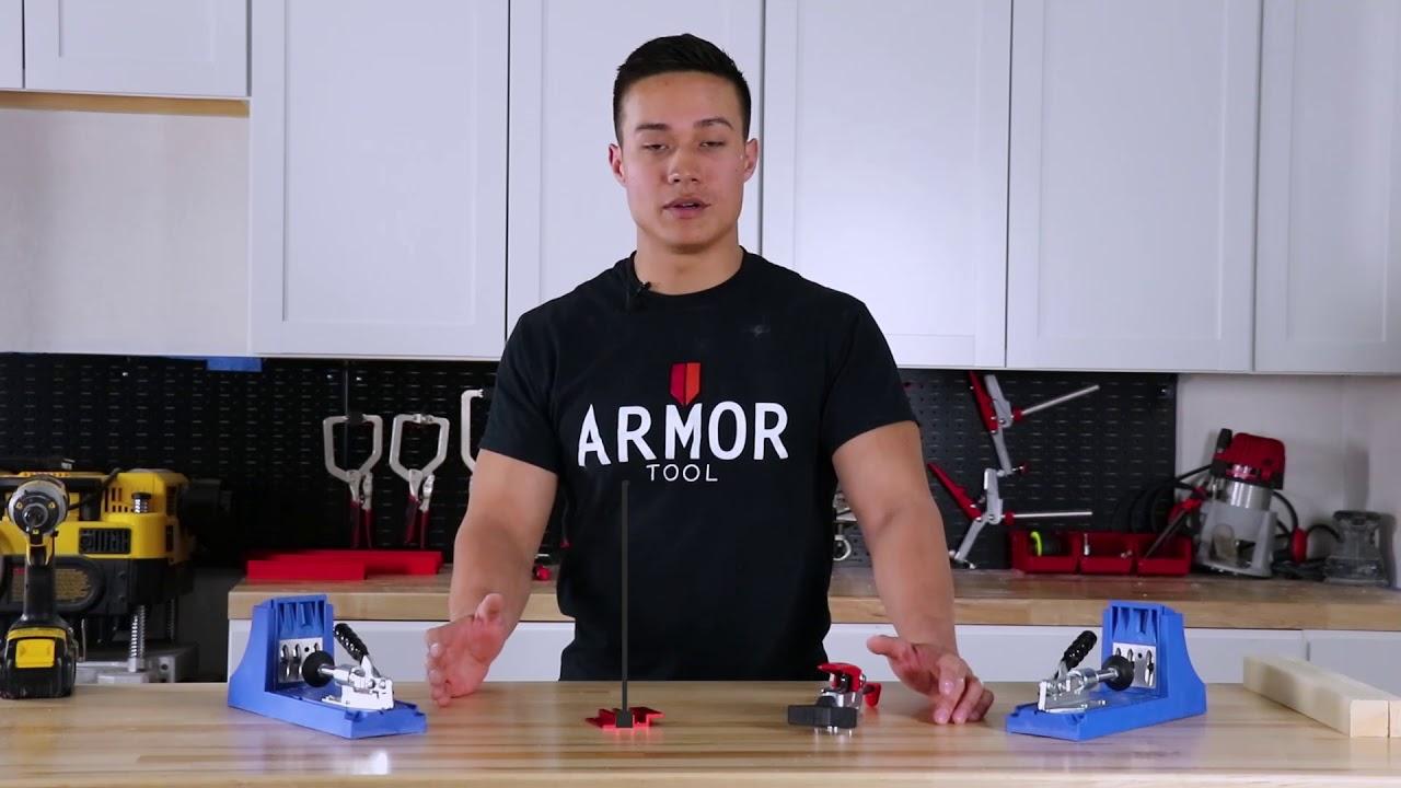 Armor Tool Jig Bracket Pt. 1