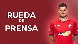 """Fran Mérida: """"Lo que nos preocupa es plantear bien el partido, porque viene un rival duro"""""""