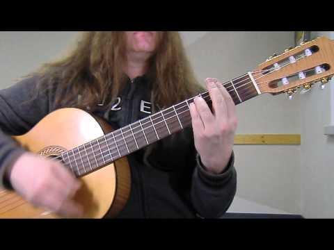 Mein Ding - Udo Lindenberg / Akkorde (Gitarrenlehrer Chemnitz)