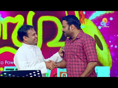 Comedy Utsavam │Flowers│Ep# 62