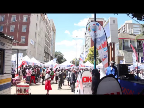 #HIFA2017 Highlights Harare Zimbabwe #263Chat