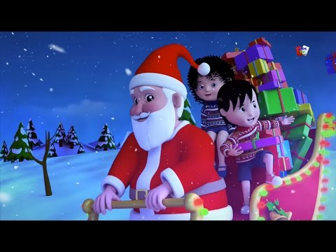 Natal Jari Keluarga | Lagu Natal Yang | Carols Natal | Xmas Carol For Kids | Jingle Bell