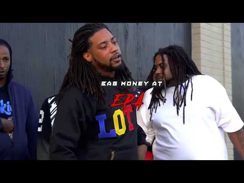 Bag Money at East Palo Alto - Celltoomuch (LottaENT Official Exclusive)