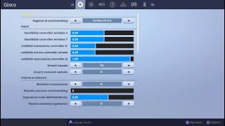 HOW to HAVE THE AIMBOT ON FORTNITE PS4 BEST SENSITIVITY