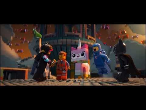 The Lego Movie - Escape Plan | FIRST LOOK clip (2014)