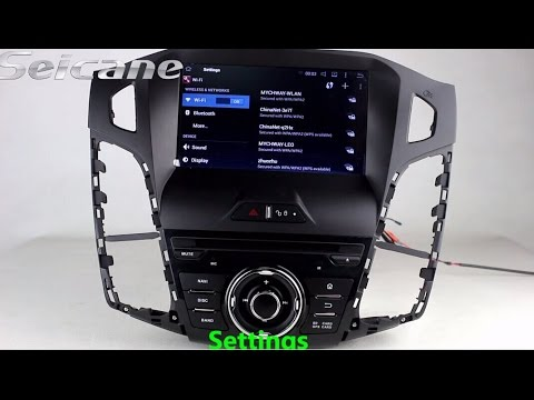 upgrade 2011 ford c max radio for gps navigation dvd. Black Bedroom Furniture Sets. Home Design Ideas