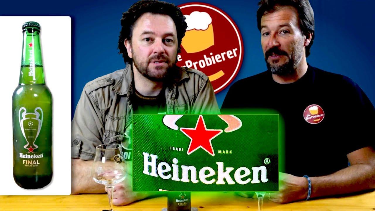 Heineken   Biertest - YouTube