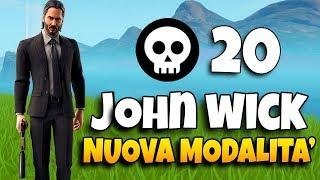 FACCIO 20 BOMBE con JOHN WICK nella NUOVA MODALITÀ