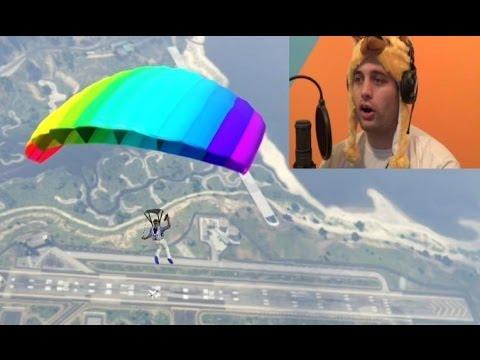 PADOBRANCI!!! GTA V Online Zezanje  ep.3 [Srpski Gameplay] ☆ SerbianGamesBL ☆