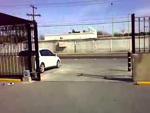 Automatizaci n de puerta corrediza velocidad variable - Automatizacion de puertas ...