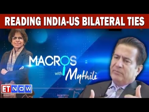 Macros With Mythili | Reading India - US Bilateral Ties